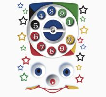 Smiley Toys Dial Phone by Dadang Lugu Mara Perdana