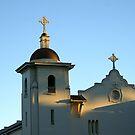 St Peters School at Sunset - Rockhampton QLD Australia by Gryphonn