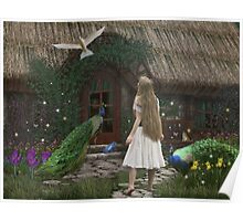 The Enchanted Cottage... Poster