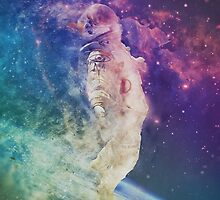 Psychedelic Astronaut by JoeyKnuckles