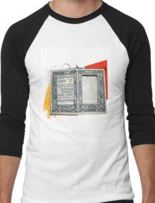 Dead Children's Souls Men's Baseball ¾ T-Shirt