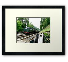 The Whitby Enterprise Framed Print