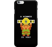 A Winner Is You! iPhone Case/Skin