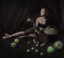 apple collector  by hopeweaver