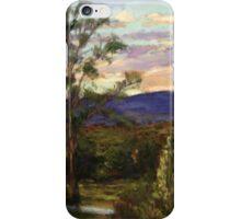 Opal sky iPhone Case/Skin