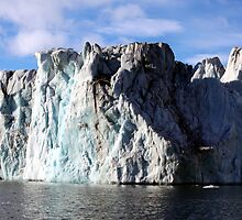 The Glaciers Edge by John Dalkin