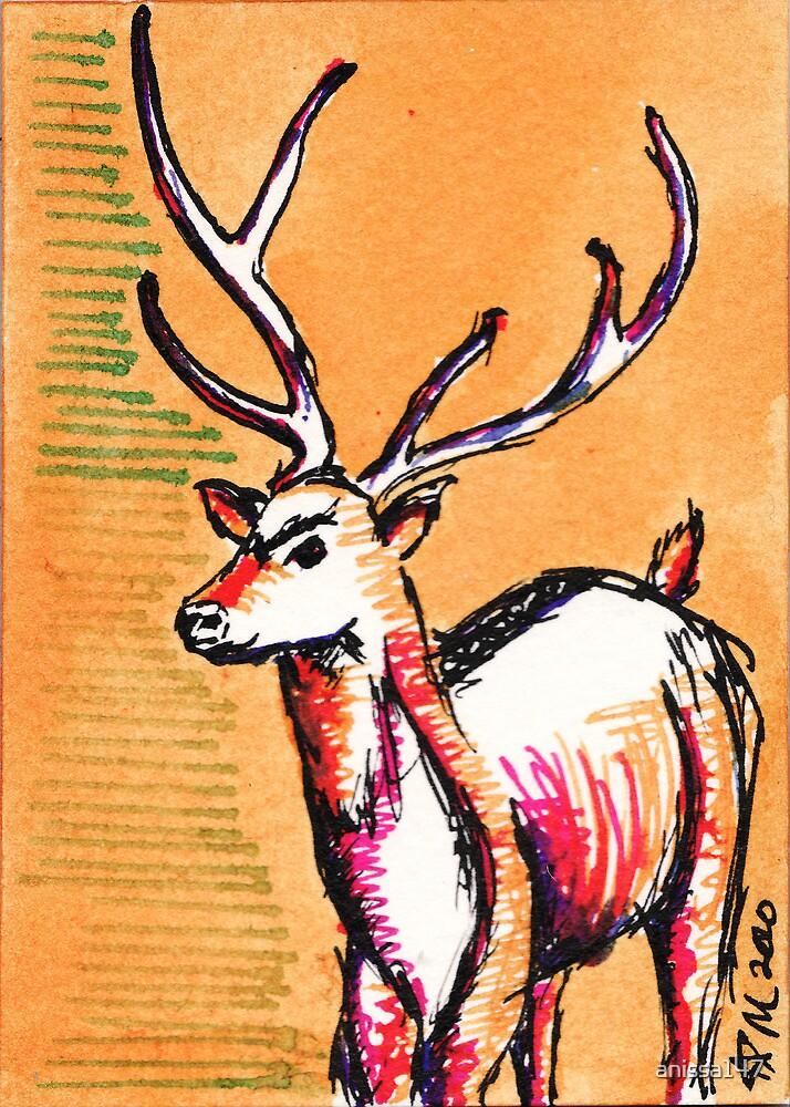 Dear Deer by anissa147