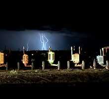 Old Tractors by Jeff Reid