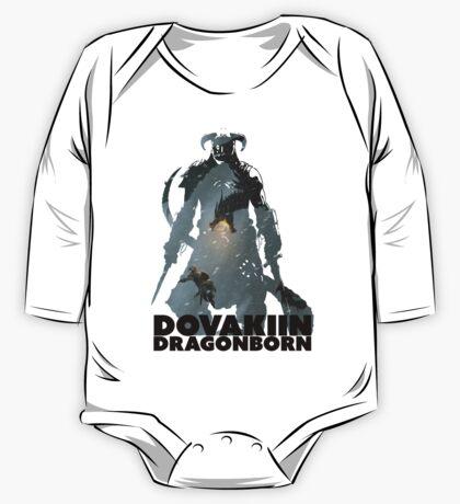 Dovakiin/Dragonborn Art Decal One Piece - Long Sleeve