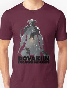 Dovakiin/Dragonborn Art Decal Unisex T-Shirt