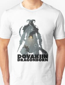 Dovakiin/Dragonborn Art Decal T-Shirt