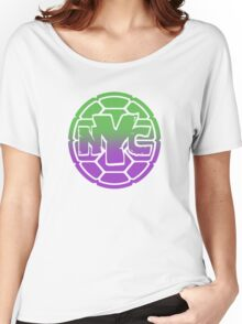 Turtles - NYC Women's Relaxed Fit T-Shirt