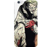 Psychopath Joker iPhone Case/Skin