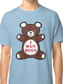 I Wuv Hugz Classic T-Shirt