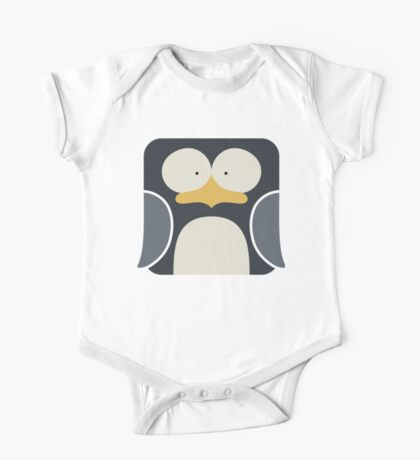 Penguin Icon One Piece - Short Sleeve