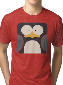 Penguin Icon Tri-blend T-Shirt