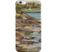 Fairlight to Manly, NSW iPhone Case/Skin