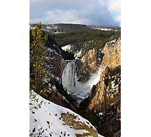 Yellowstone Canyon, U.S.A. Photographic Print