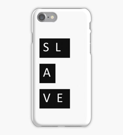 KinkWear Slave iPhone Case/Skin