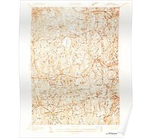 Massachusetts  USGS Historical Topo Map MA Leicester 350234 1937 24000 Poster