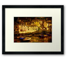 More Polperro Framed Print
