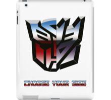 Transformers- Autobot/Decepticon iPad Case/Skin
