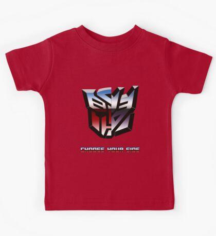 Transformers- Autobot/Decepticon Kids Tee
