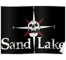 Sand Lake Pirate Co. Poster