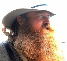 Red Beard by ArtbyDigman