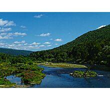 East Branch Creek Photographic Print