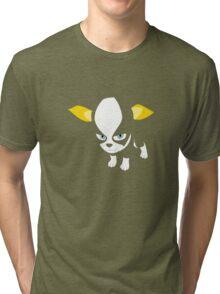 Jojo - Iggy (White) Tri-blend T-Shirt