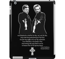 Boondock Saints iPad Case/Skin