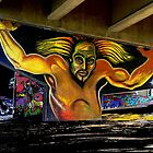The Atlas of Chicano Park by paintingsheep