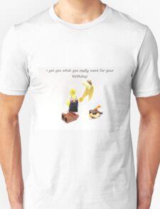 Best Birthday Present Ever T-Shirt
