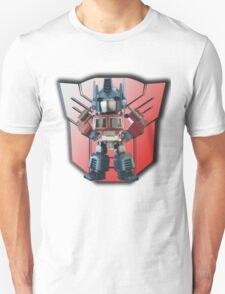 3D Prime And Backdrop T-Shirt