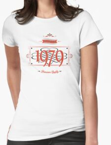 Since 1979 (Red&Black) T-Shirt