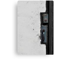 Not So Precise Painting Canvas Print