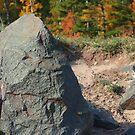 Superior Rock by Karen K Smith
