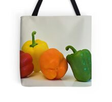 Multi Colored Tote Bag