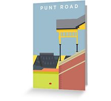 Punt Road Greeting Card