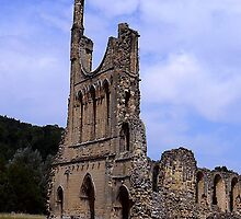 Byland Abbey #6 by Trevor Kersley