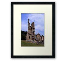 Byland Abbey #6 Framed Print