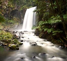 Under The Waterfall by Matt Jones
