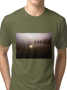 Reflection and Fog Tri-blend T-Shirt