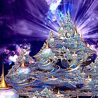 Bodhisattva Ascension Temple by joeyg007