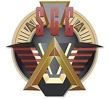 SGC Logo Photographic Print