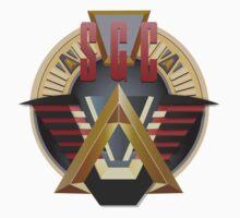 SGC Logo by Paul Elder