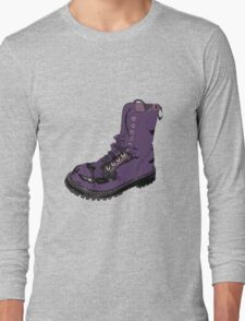 Give 'Em the Boot Long Sleeve T-Shirt