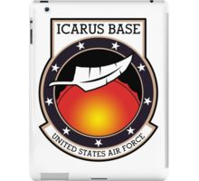 Icarus Base (SGU) iPad Case/Skin