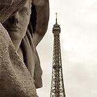 Fountainhead - Eiffel by Gursimran Sibia